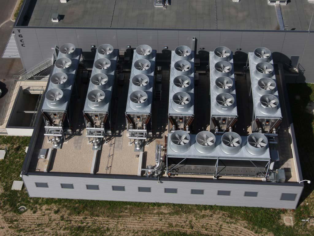 Centre calcul 18 MW CEA TGCC