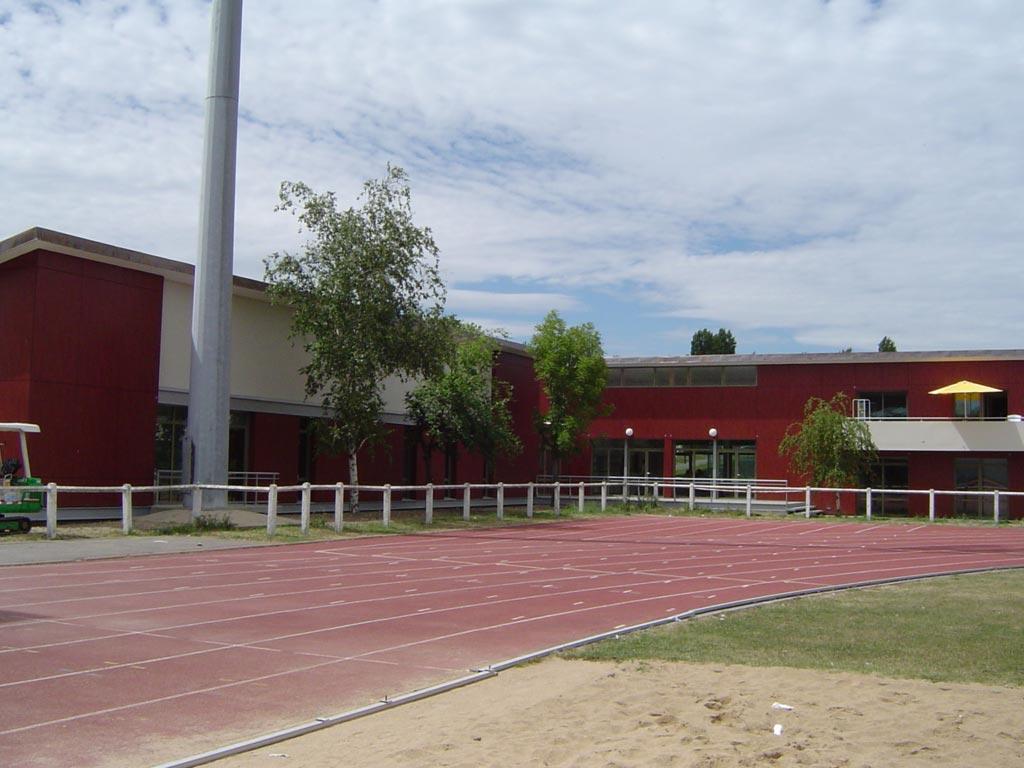 construction complexe sportif antony