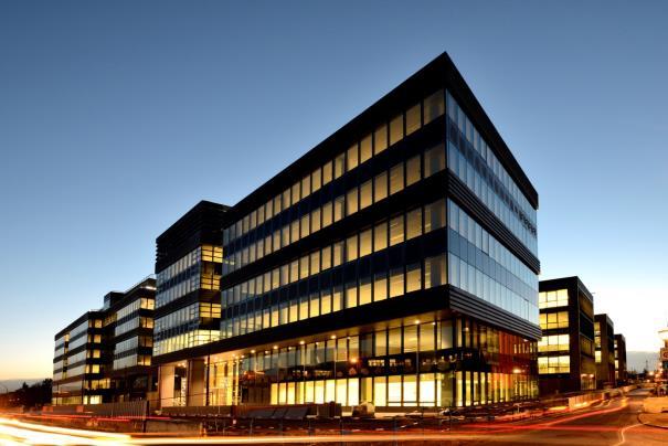 bureaux siege carrefour 66 000 m axys. Black Bedroom Furniture Sets. Home Design Ideas
