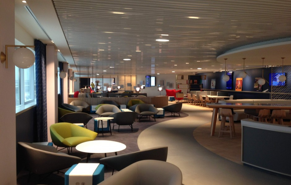 Hotellerie salon air france terminal 2g axys for Salon hotellerie restauration