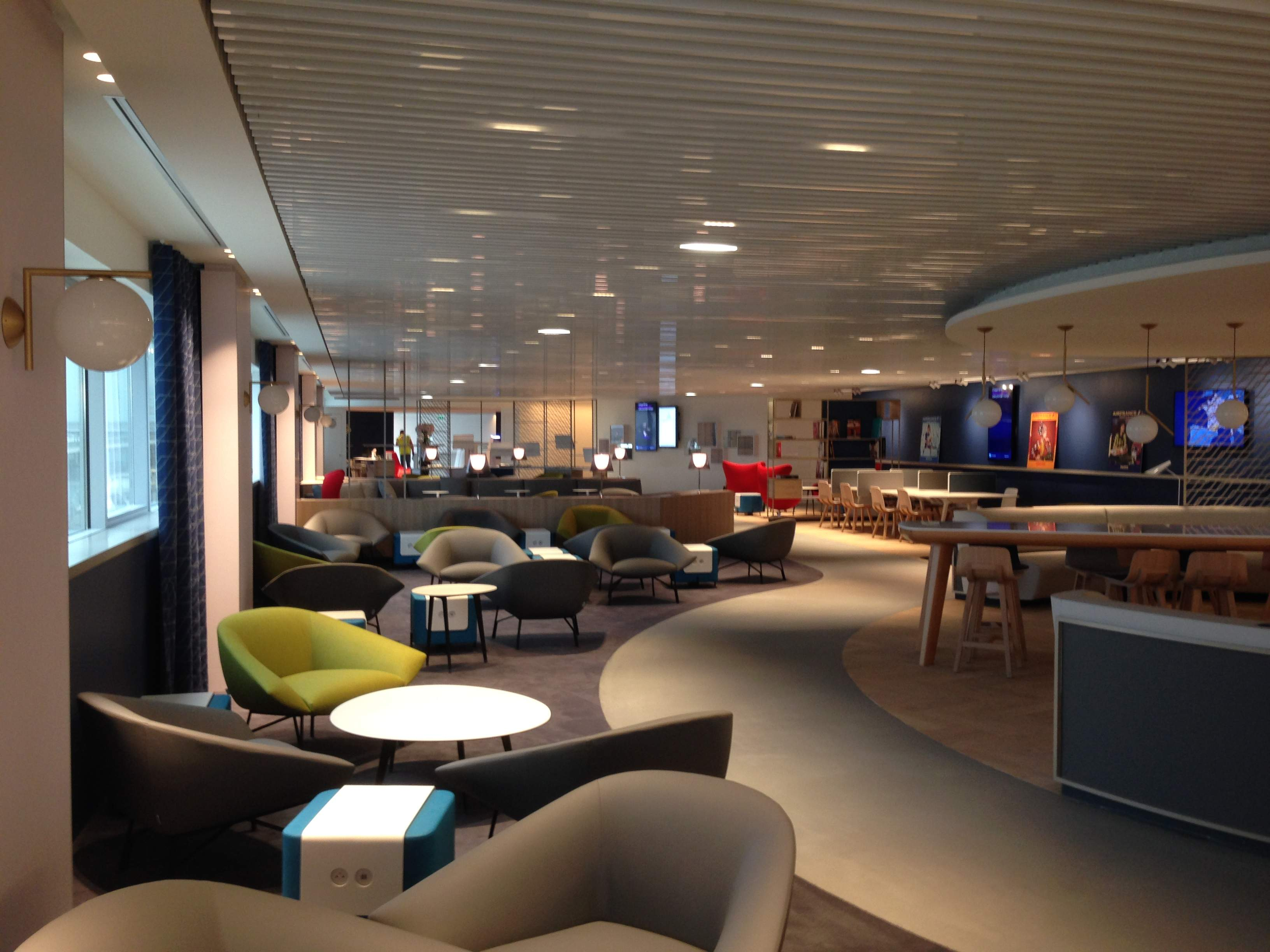 hotellerie salon air france terminal 2g axys. Black Bedroom Furniture Sets. Home Design Ideas