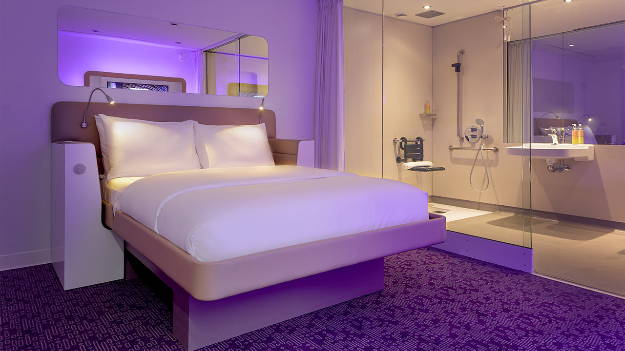 H tellerie yotel satellite s3 roissy axys for Bilan thermique chambre froide
