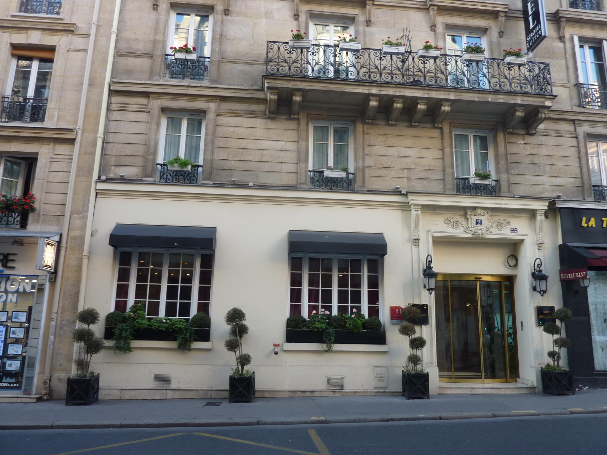 HOTEL LUTECE (3)