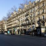 Goirand, boulevard Sebastopol, Paris.