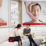 Soins Clarins_Salon Business L_Air France