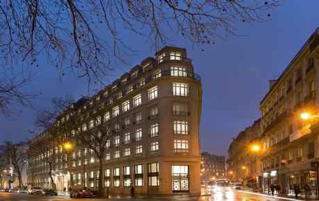Sahuc et Katchoura, 7 boulevard Haussmann, Paris, photos Marie-Sophie Leturcq